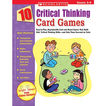 10 Ways to promote critical thinking in the English classroom